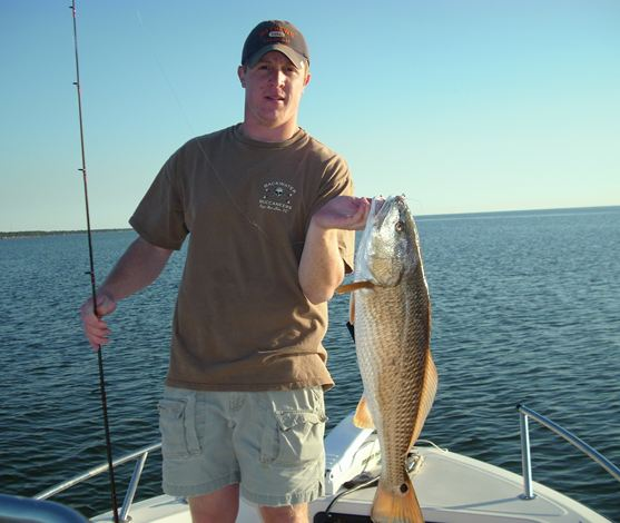 Redfish caught in march fishing artificial baits fishing for Mobile alabama fishing charters